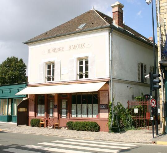 La chambre de van gogh for Auberge ravoux maison van gogh