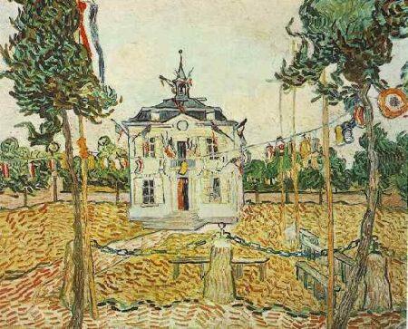 Les 70 tableaux de vincent van gogh auvers sur oise - Analyse du tableau la chambre de van gogh ...